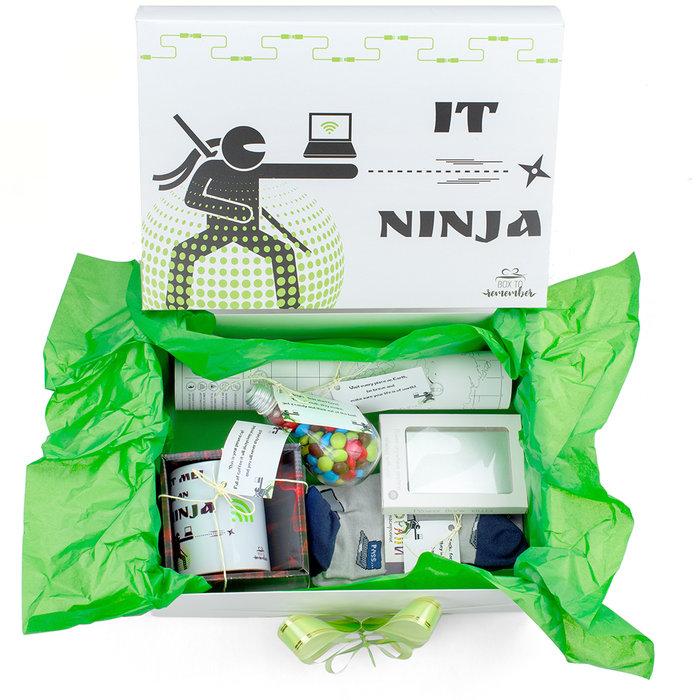 kutia it ninja